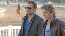 RYAN REYNOLDS' TWEED JACKET IN MISSISSIPPI RIVER - BAMF Style