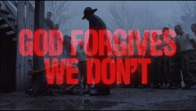 GOD FORGIVES WE DON'T - Kristof Brandl