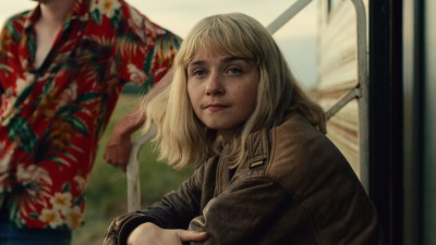 THE END OF THE F***ING WORLD - Jonathan Entwistle