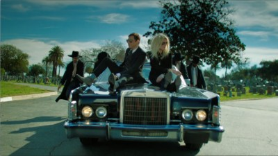 """THE KILLS """"Doing it to Death"""" - Wendy Morgan"""