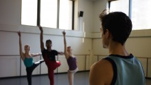 "BALLET 422 ""Trailer"" - Jody Lee Lipes"