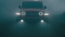 JEEP RUNNING FOOTAGE