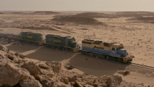 THE MAURITANIA RAILWAY 2
