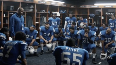 "DIRECTV ""Locker Room"" - Taika Waititi"