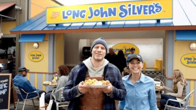 LONG JOHN SILVER'S - Adam Massey