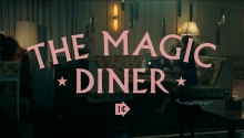 "VOGUE ""The Magic Diner"" - Niclas Larsson"
