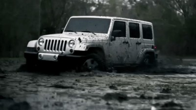 "JEEP ""Swamp Thing"" - Paul Hunter"
