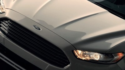 FORD FUSION - Yann Mabille & Will McGregor