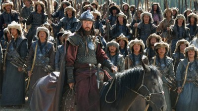 MONGOL: THE RISE OF GENGHIS KHAN - Sergey Bodrov