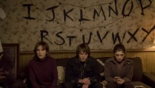 STRANGER THINGS - Duffer Brothers & Shawn Levy