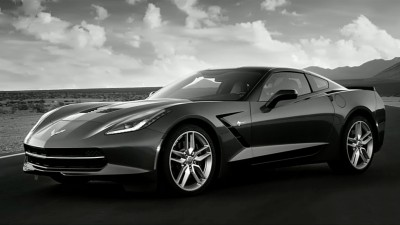 CORVETTE STINGRAY - Jon + Torey