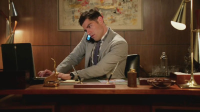 "NEW GIRL ""Nick The Secretary"""