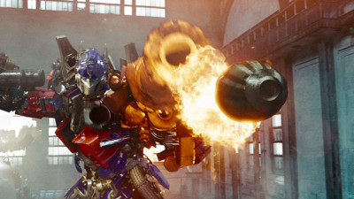 TRANSFORMERS: REVENGE OF THE FALLEN - Michael Bay