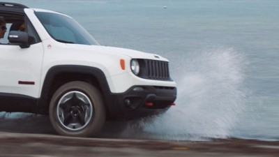 "JEEP ""Renegade"" - Bram Coppens"