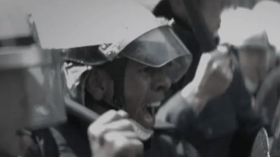 "STROMAE ""Peace or Violence"" - Raf Reyntjes & Joris Rabijns (Nominated Camerimage '12)"